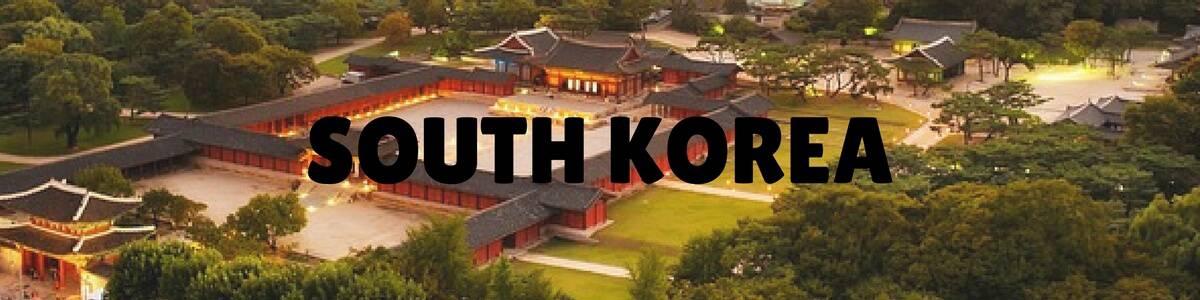 South Korea Link Tile