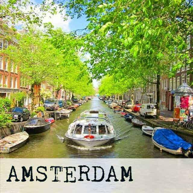 Netherlands Amsetrdam