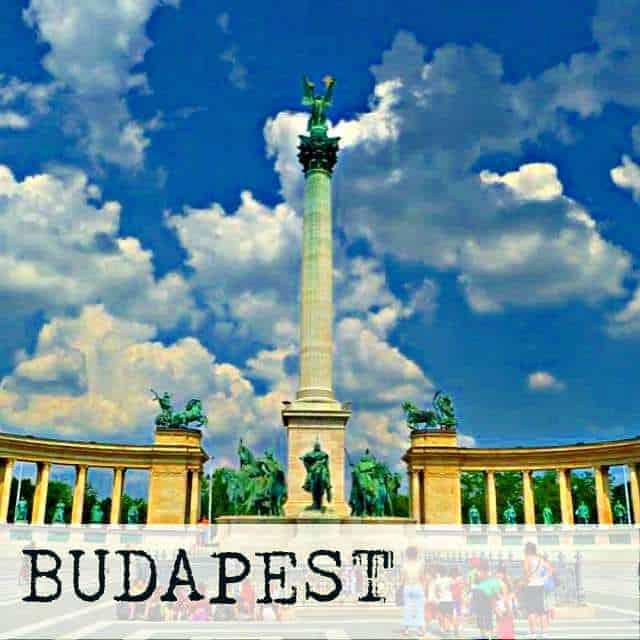 Europe Budapest