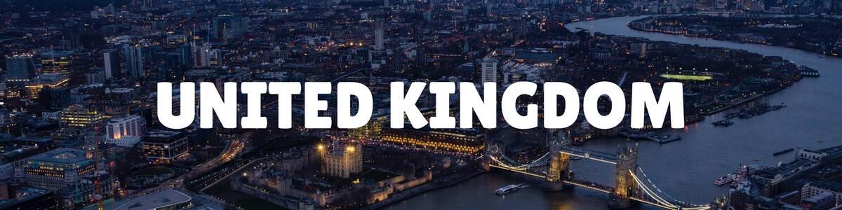 United Kingdom Linking Tile