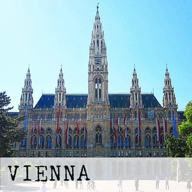Europe Vienna