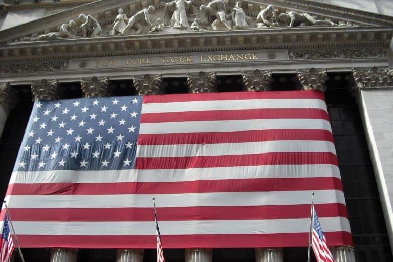 Roadtrip USA New York Stock Exchange