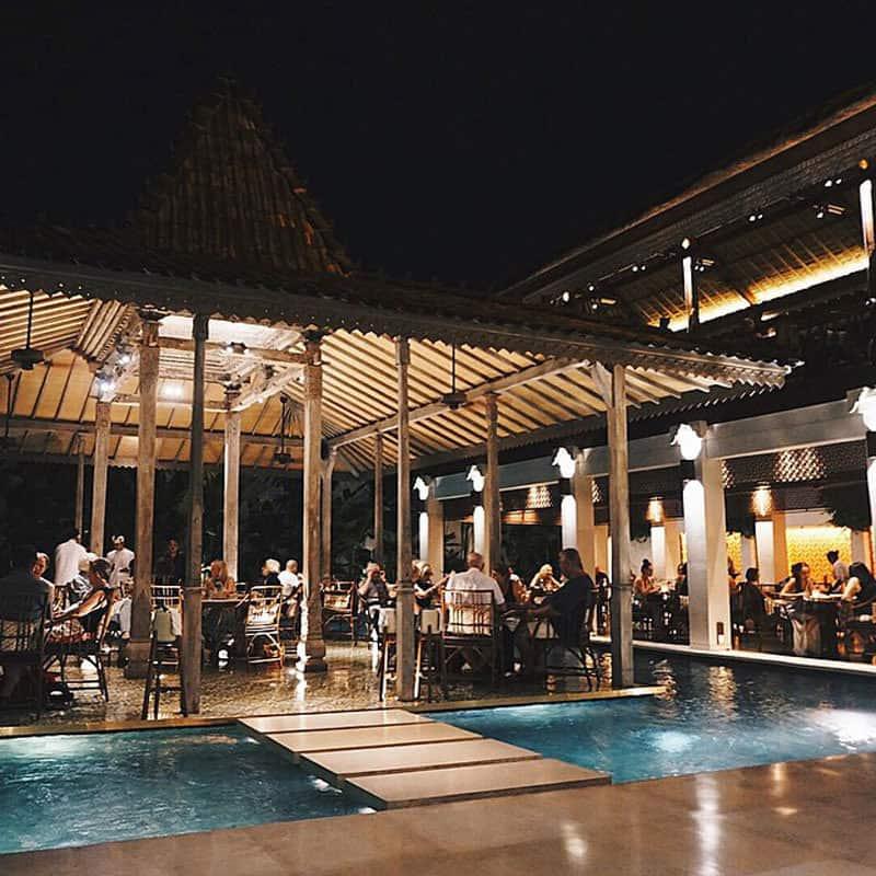 Bambu Restaurant - best restaurants in seminyak
