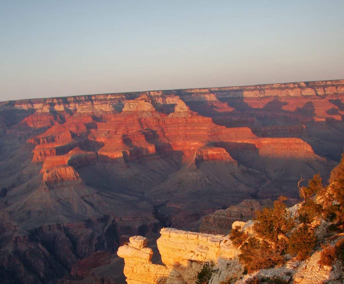 Roadtrip USA Grand Canyon