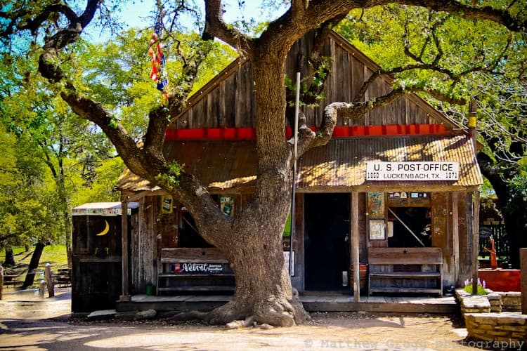 Roadtrip USA Luckenbach