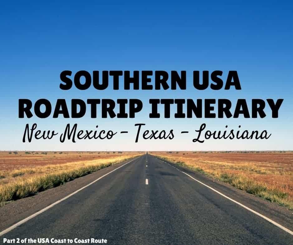 USA Itinerary 3 Weeks