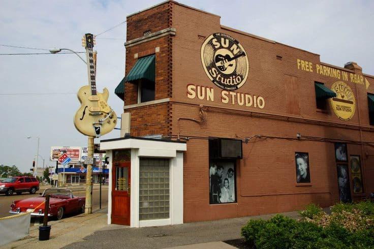 Roadtrip USA Sun Studio