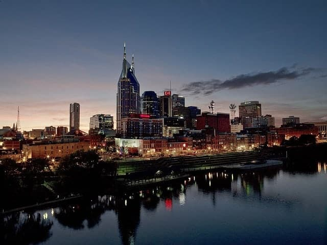 USA Road Trip Planner - Nashville