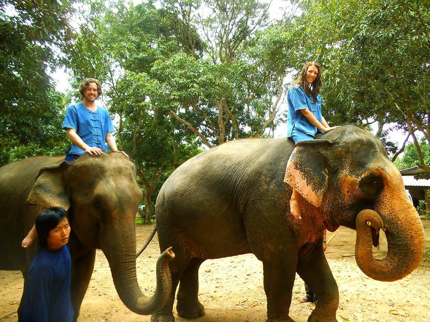 Adventure Series Mahout