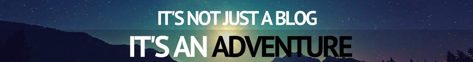 Adeventure in You