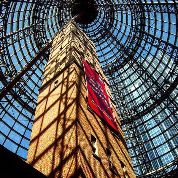 Travel Photo Tuesday Shot Tower