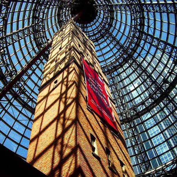 Travel Photo Tuesday Shot Tower
