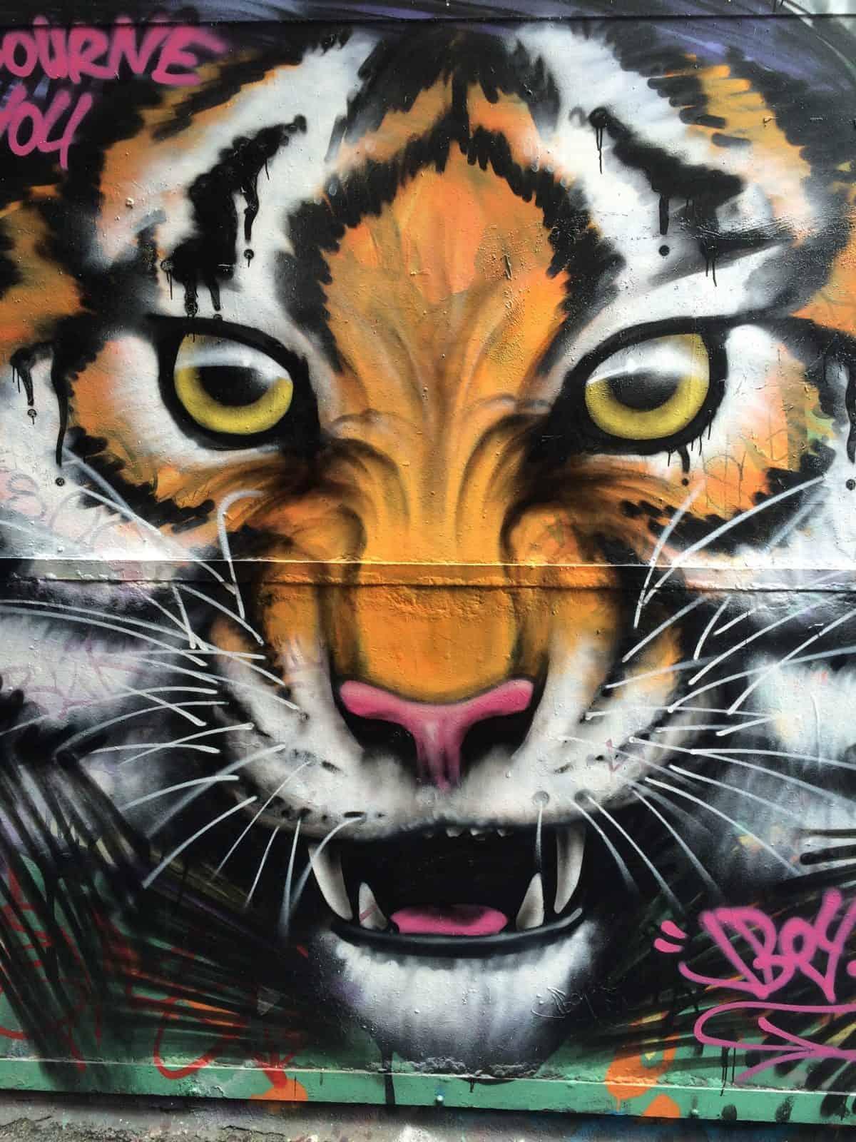 Melbourne Love Street Art