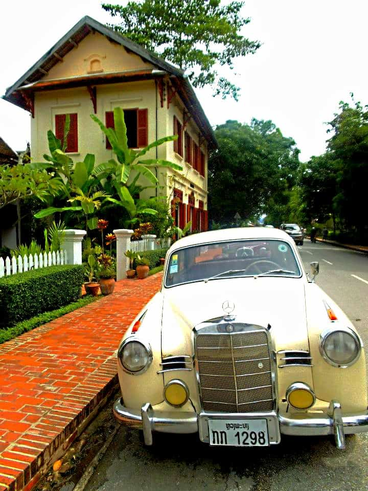 Lunag Prabang Walking Tour