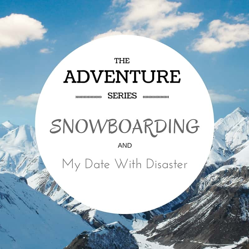 Adventure Series Snowboard