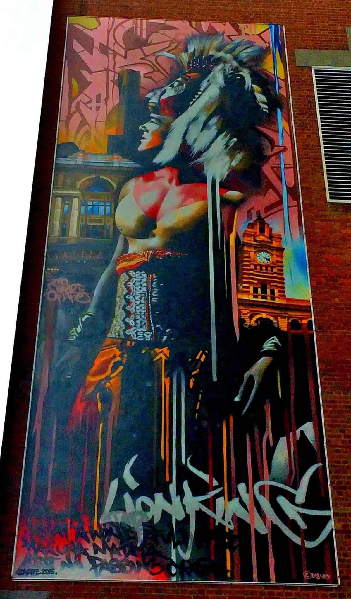 Melbourne Loves Street Art