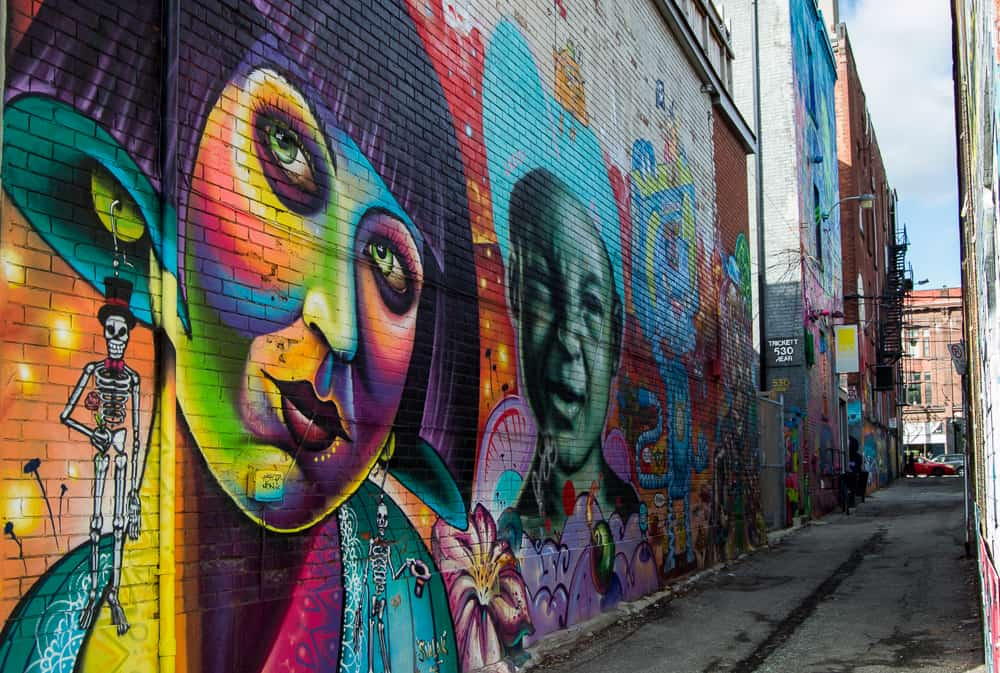 15 Of The Best Street Art Cities - The Alternative List