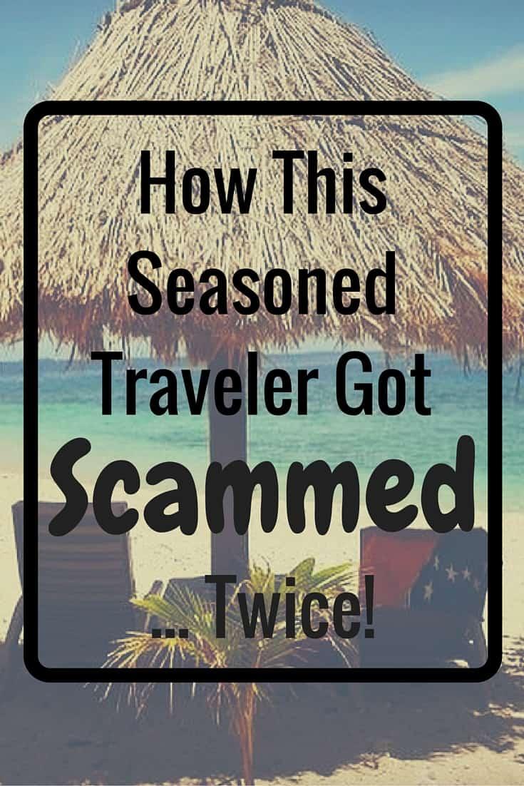 Travel Got Scammed