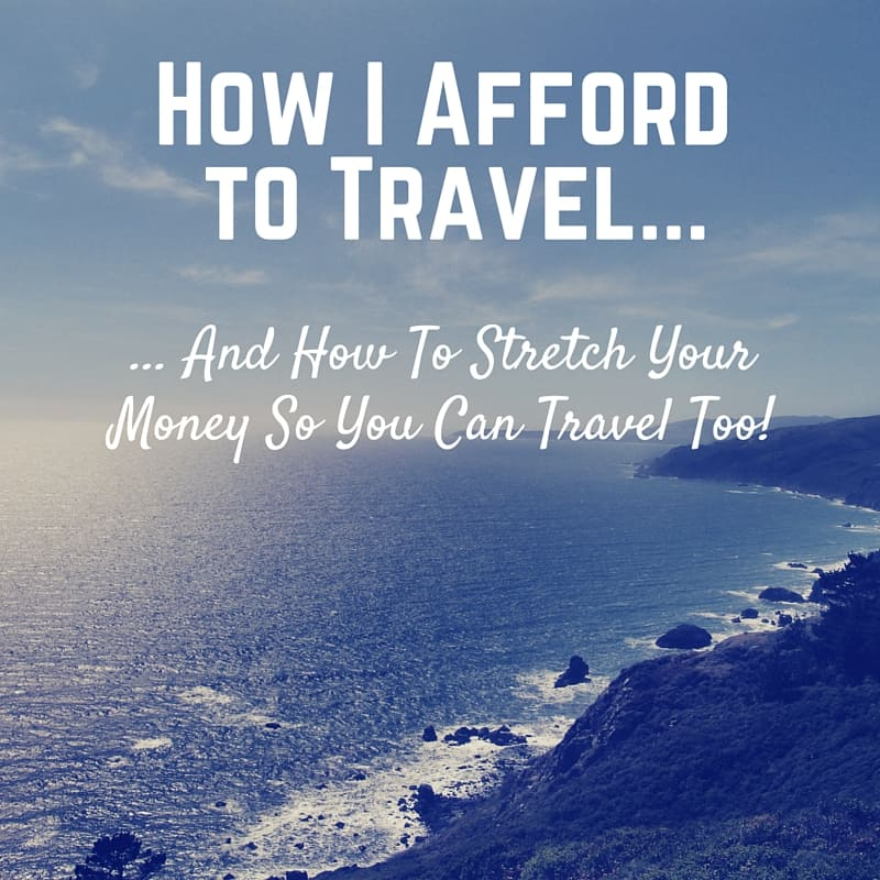 How Afford Travel