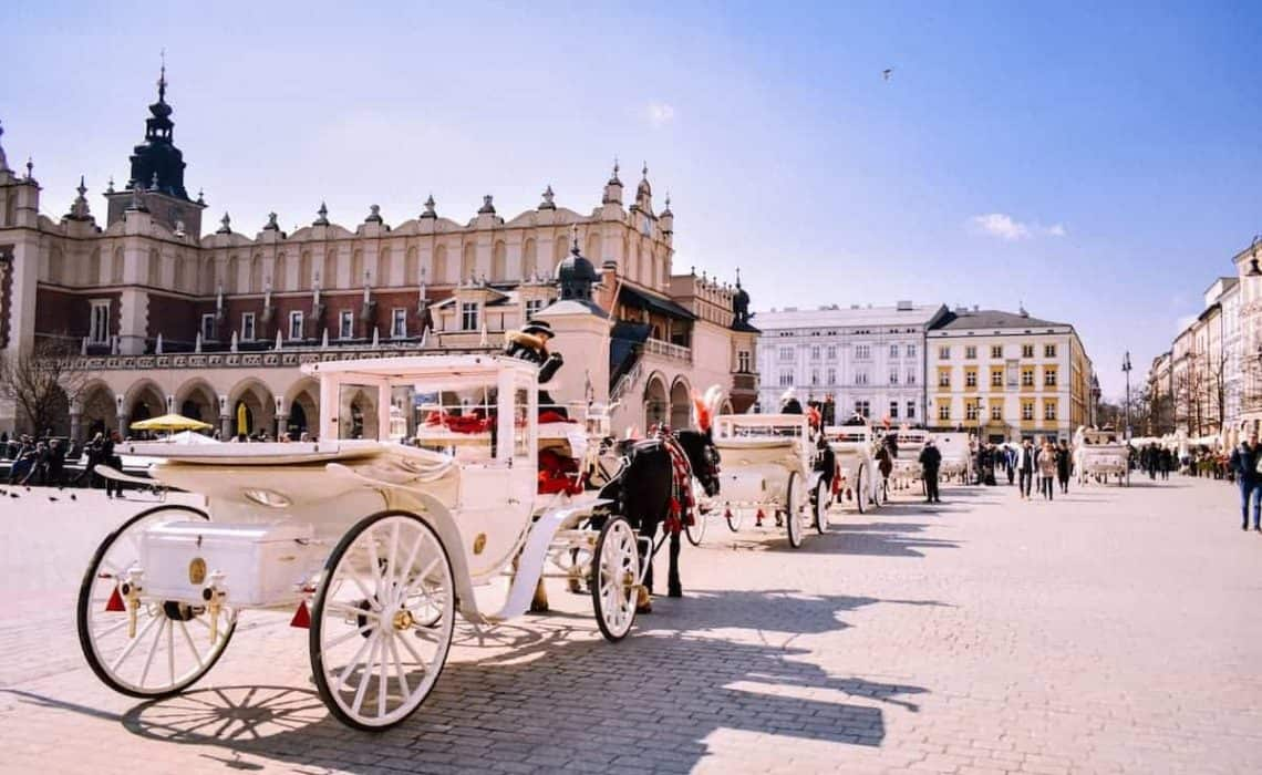 Things to do in Krakow + The Best Day Trips from Krakow