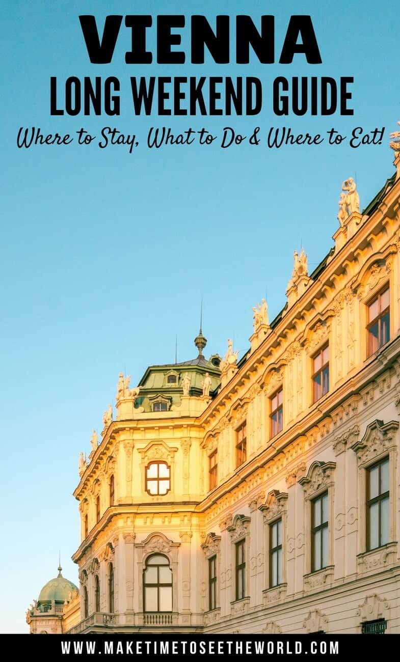 48 Hours in Vienna Things To Do