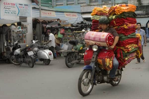 Motorbikes South East Asia