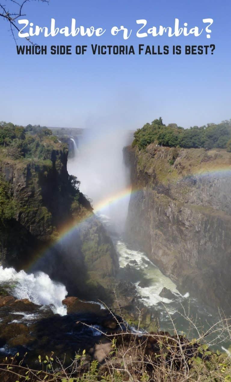 Victoria Falls Accommodation Guide