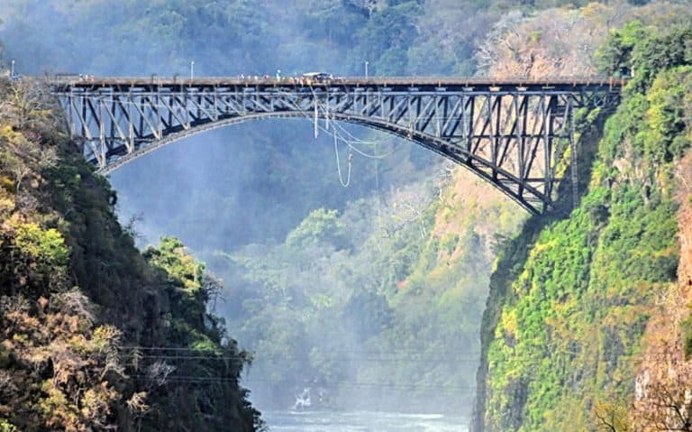 Top Adventure Activities Victoria Falls