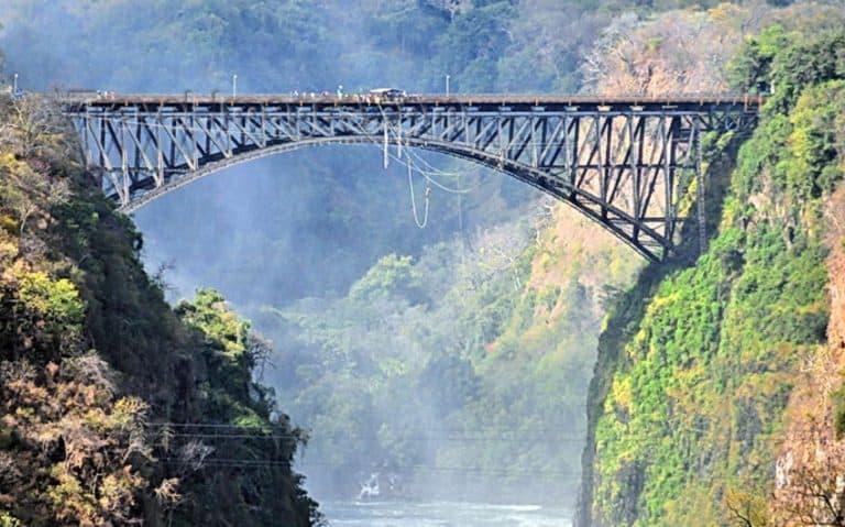Top Adventure Activities Victoria Falls