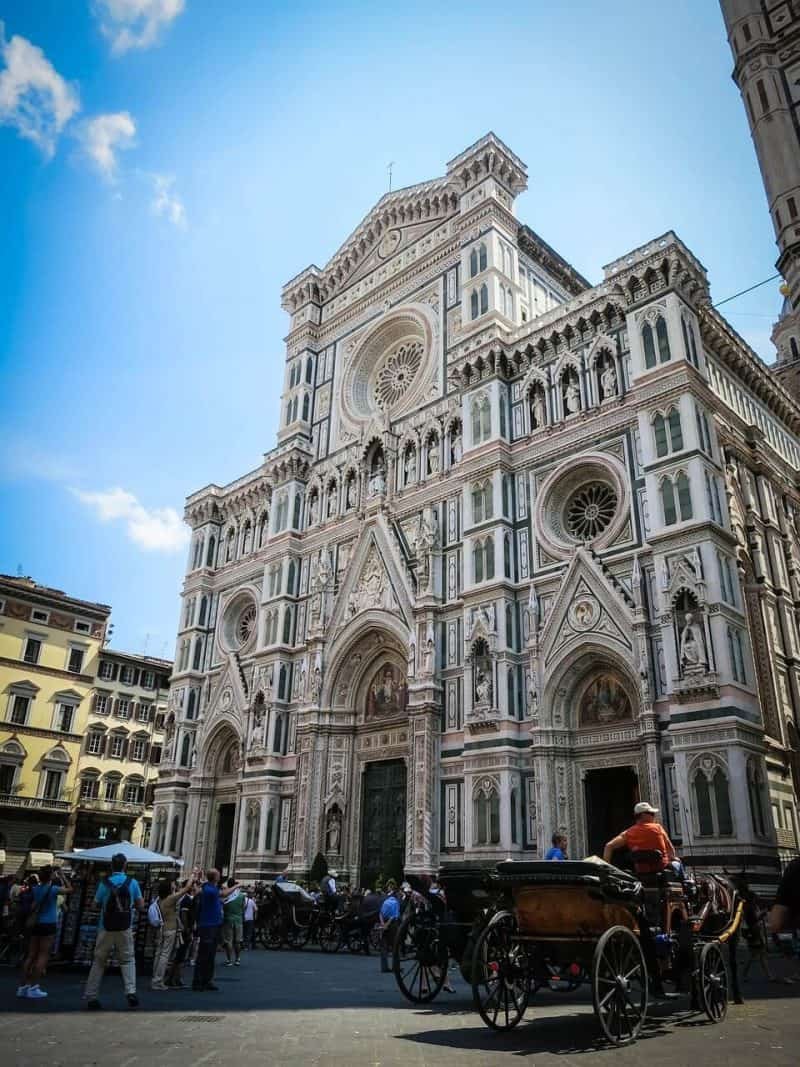 top things to do in Florence - Santa Croce