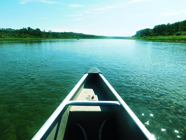Upper Zambezi Canoeing