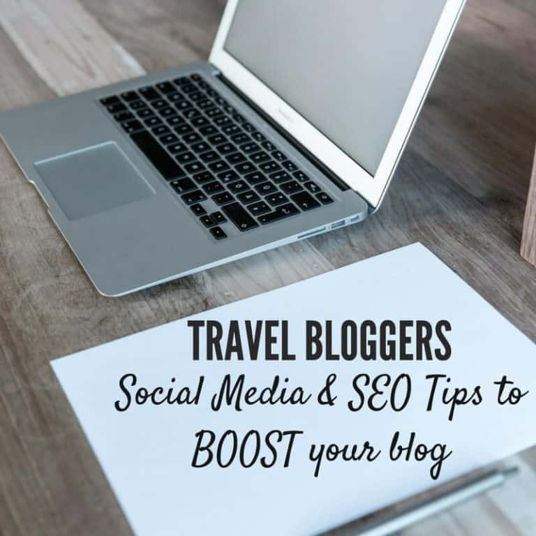 New Travel Bloggers: Social Media & SEO Tips to Boost Your Blog