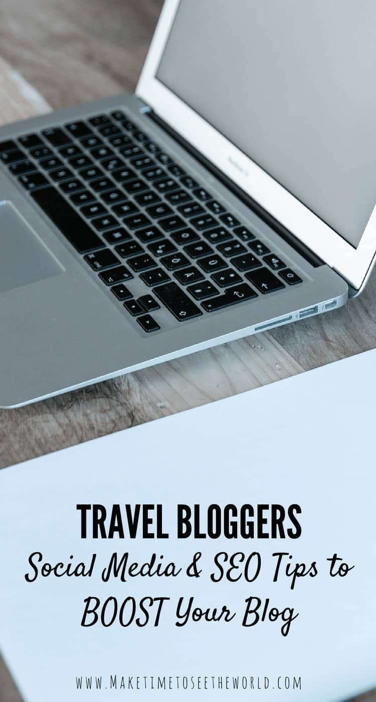 New Travel Bloggers: Social Media SEO Tips Boost Your Blog