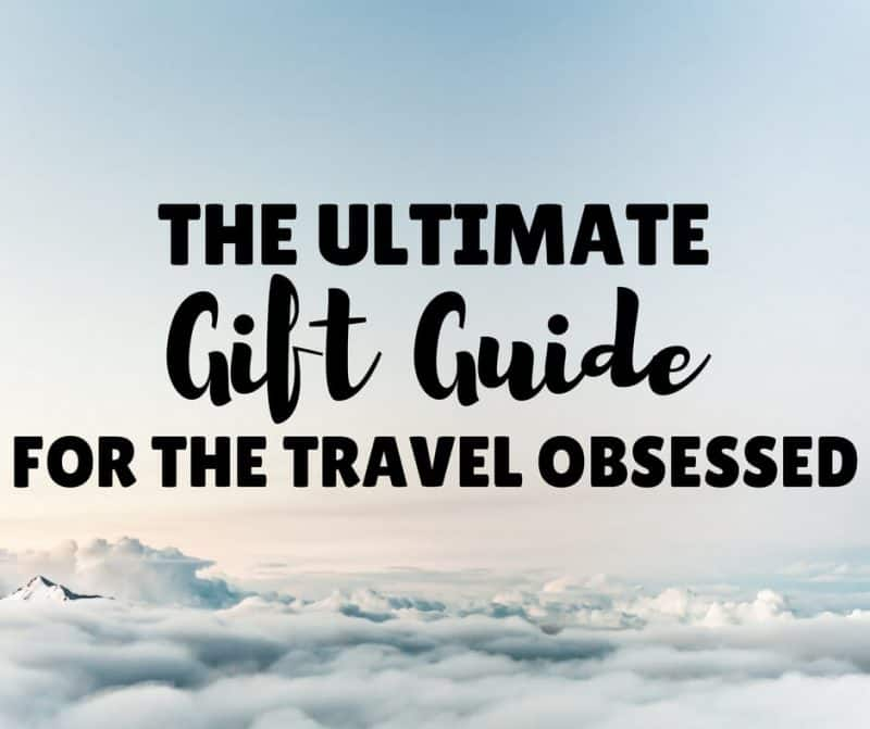Best Travel Gifts | Practical Travel Gifts | Travel Gifts for Women | Travel Gifts for Men | Wanderlust Travel Gift | Gifts for World Travelers