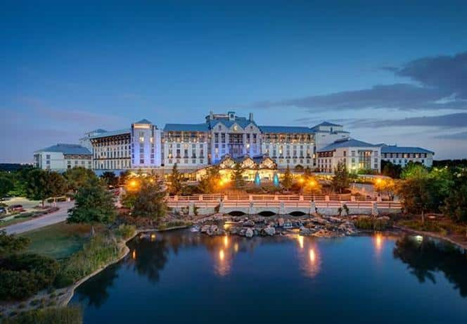 Where to Stay in Dallas - Gaylord Texas