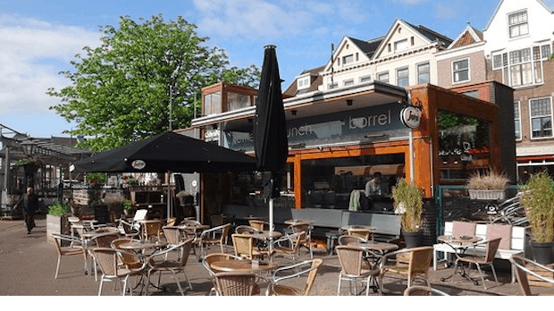 Where to eat Leiden