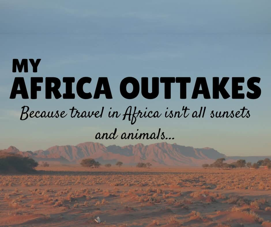 My Africa Outtakes