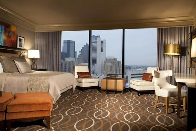 Where to Stay in Dallas - Omni Dallas