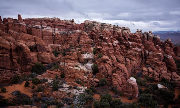Arches National Park Walk