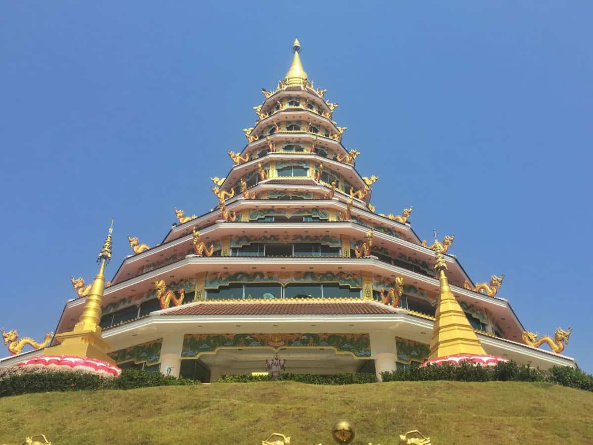 Tourist Attractions in Chiang Rai
