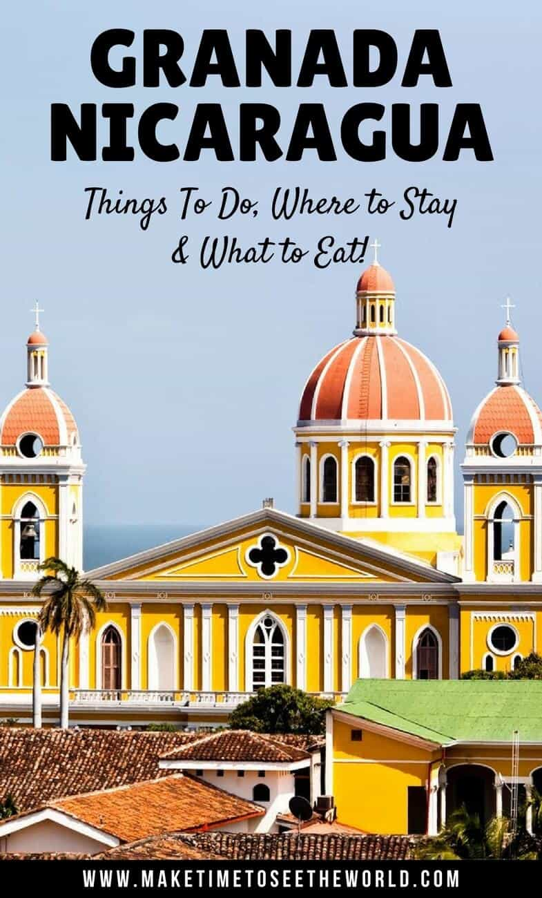 Granada Nicaragua Things To Do