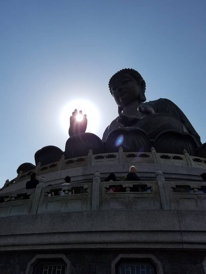 Hong Kong Things To Do - the Big Buddha