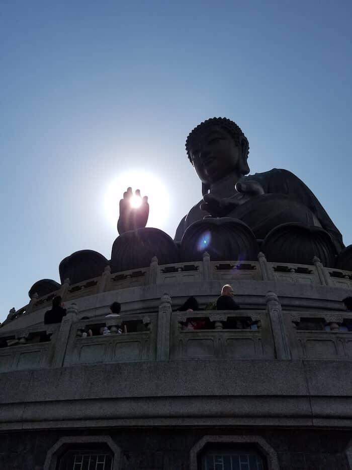 Hong Kong Things To Do - the Big Buddha