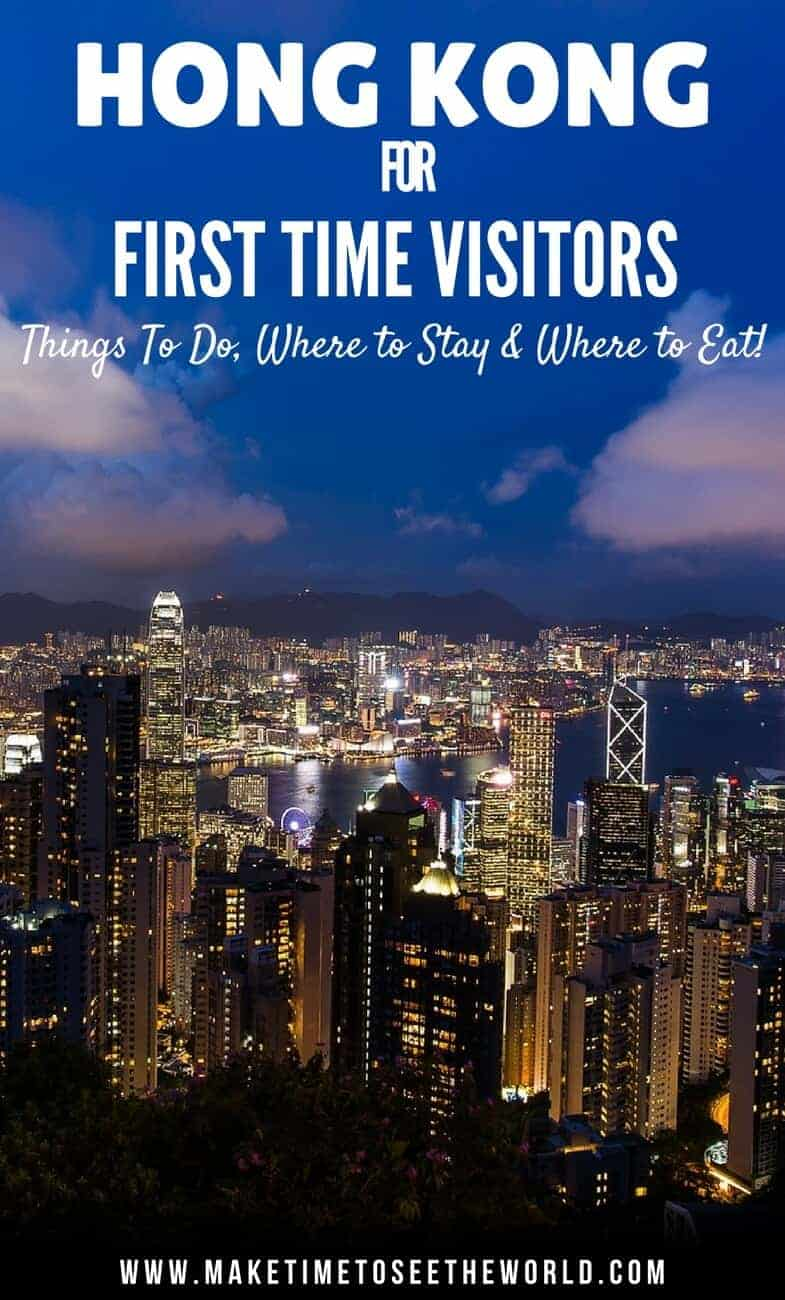 Hong Kong Points of Interest: Things To Do, Where To Stay