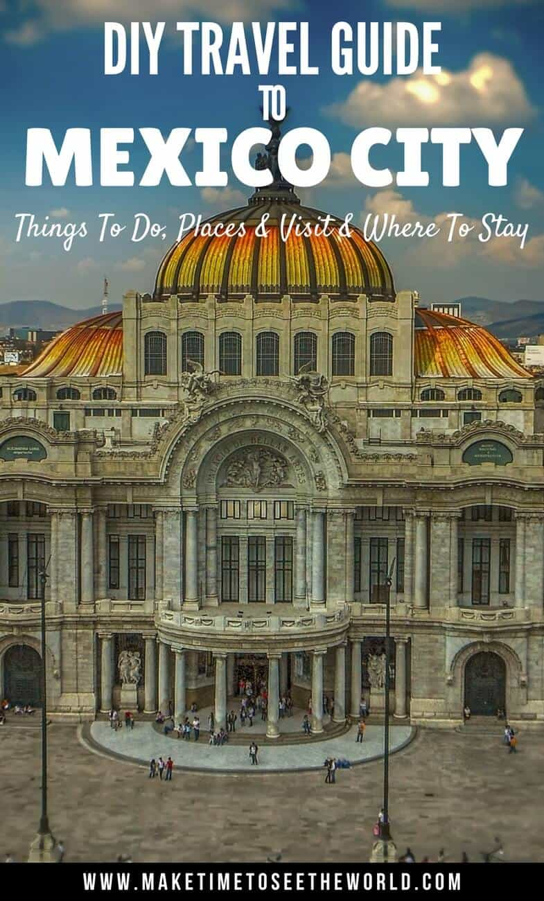 The best places to visit in mexico city where to stay for Where to stay in mexico city