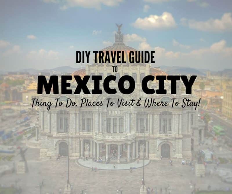 Places To Visit to Mexico City