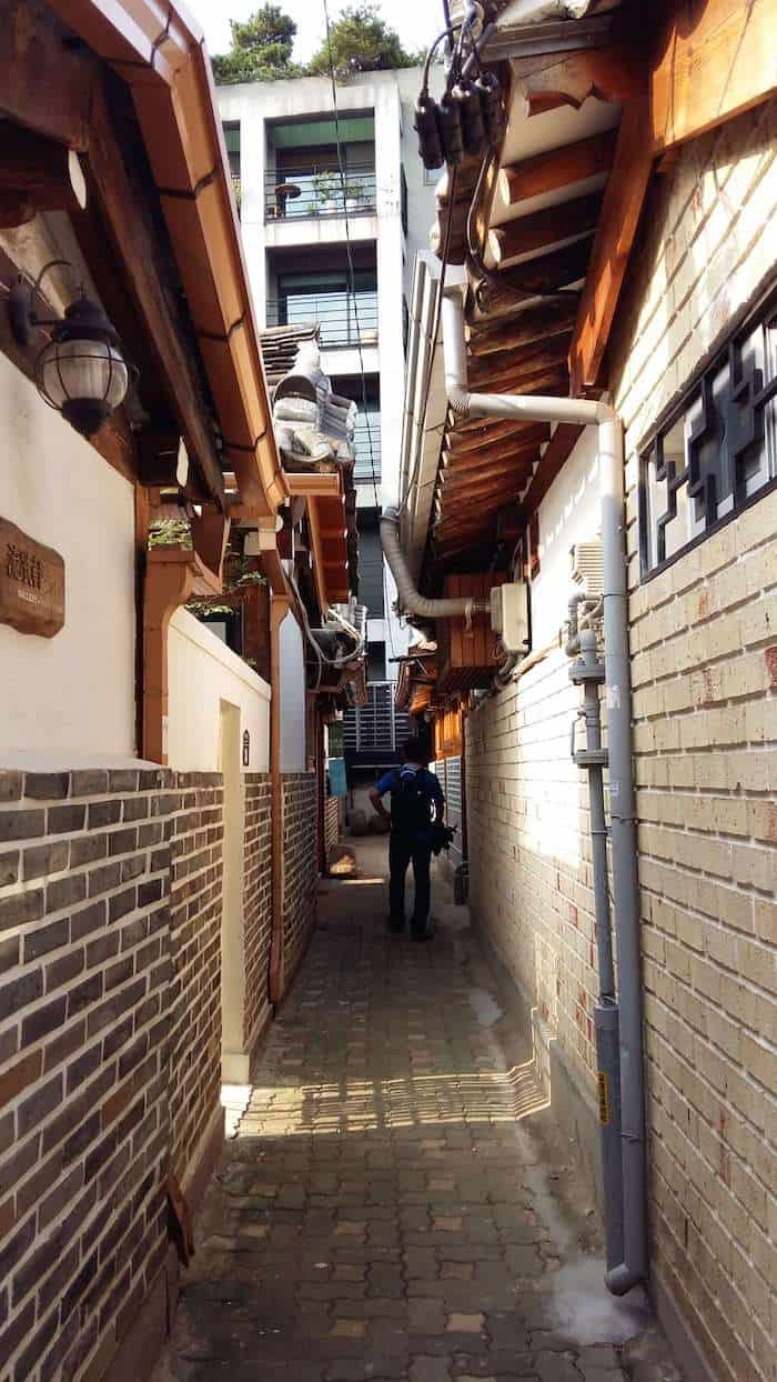 Seoul Korea Things To Do - Bukchon hanok village
