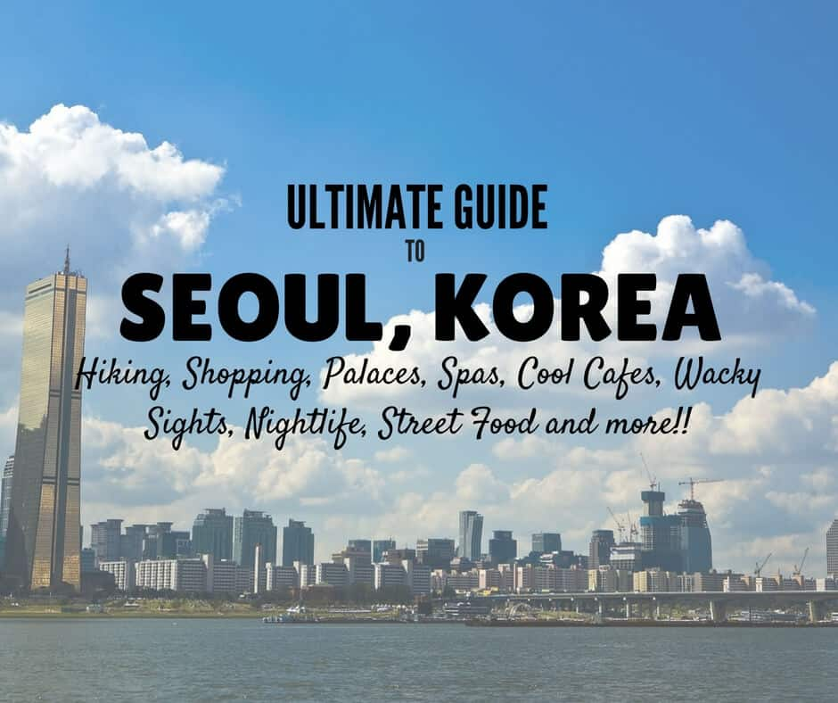 Seoul Korea Things To Do