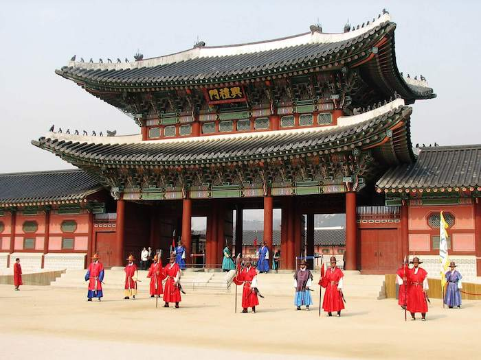 Palaces in Seoul South Korea - Attractions in Seoul