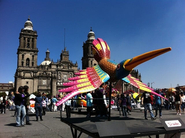 Mexico City What To Do - Visit Zocalo